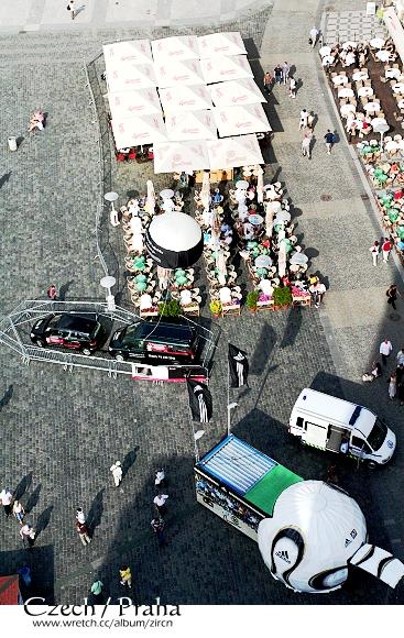 世足賽轉播車