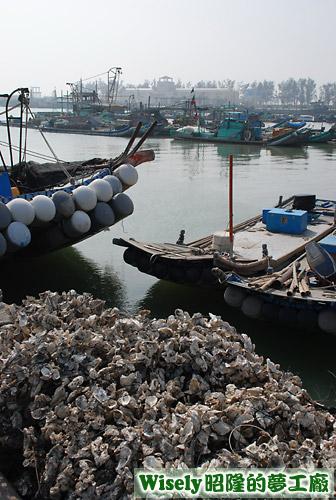東石:漁人碼頭