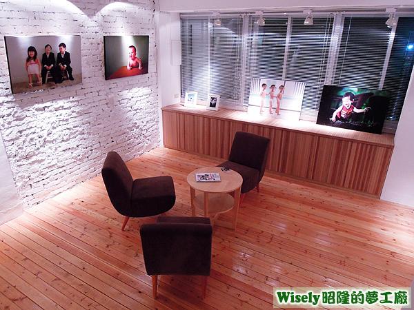 二樓展覽室