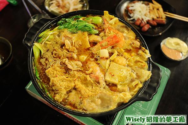 晚安拉薩火鍋(大)