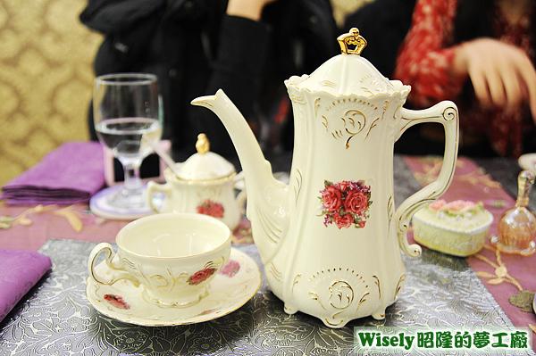 歐洲水果茶(16oz)