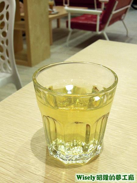 玫瑰蜜桃煎茶