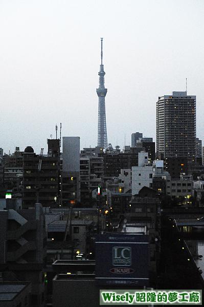 東京晴空塔(天空樹TOKYO SKYTREE)