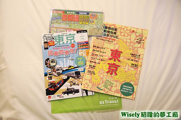 東京旅遊購物指南、唐吉訶德門市地圖