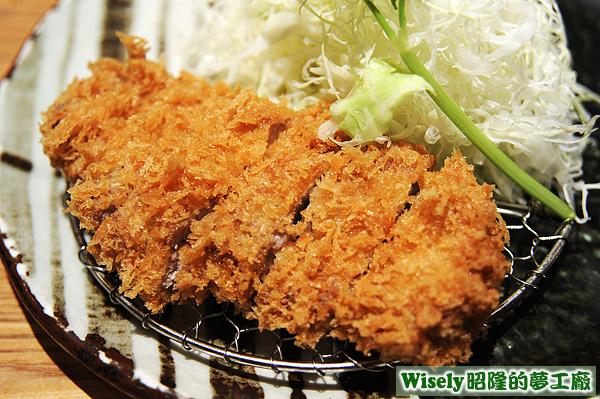 ヒレかつ膳(120克)