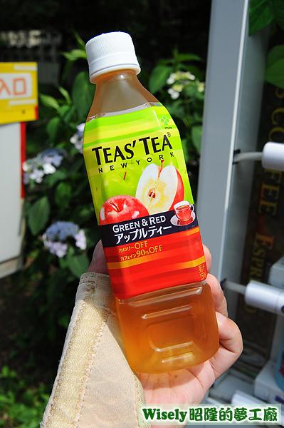 TEAS' TEA アップルティー 蘋果茶