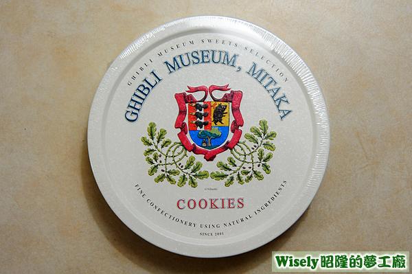 GHIBLI MUSEUM,MITAKA(三鷹の森ジブリ美術館)的餅乾