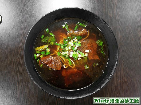 牛肉麵(小)