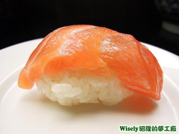 旗魚握壽司