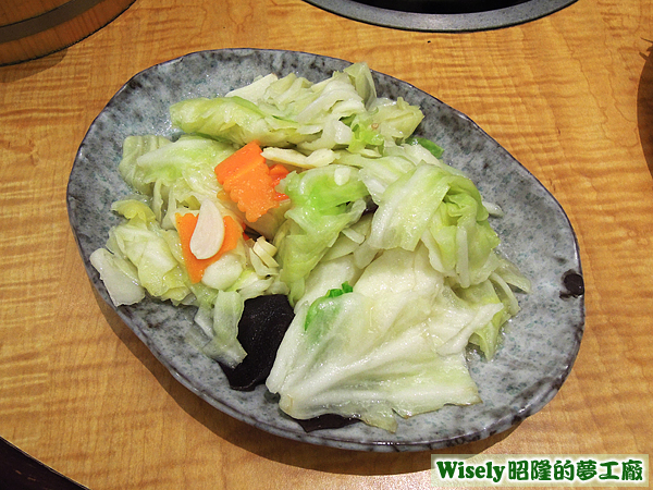 梨山高麗菜(小)