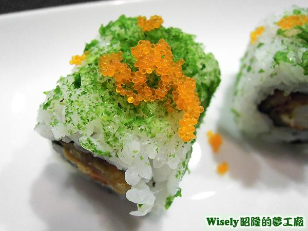 軟殼蟹表參道壽司