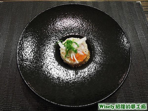 釧路鯖魚釜燒飯