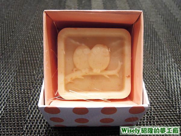 貓頭應香皂