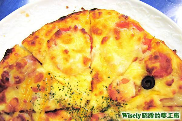 瑪格莉特披薩