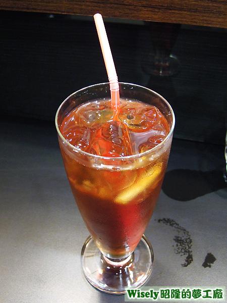 雀巢檸檬茶