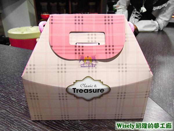 英式磅蛋糕紙盒