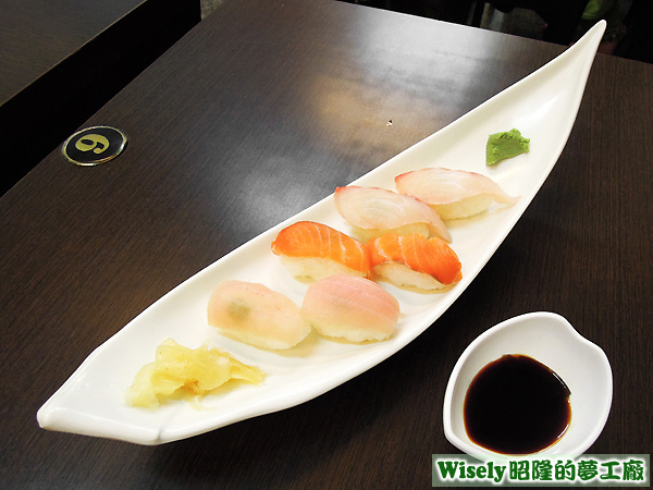 一品握壽司