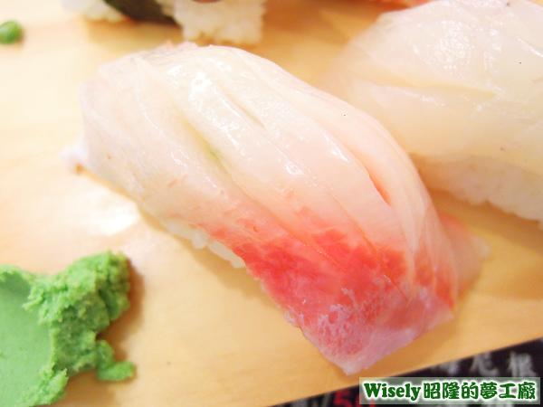 紅甘握壽司