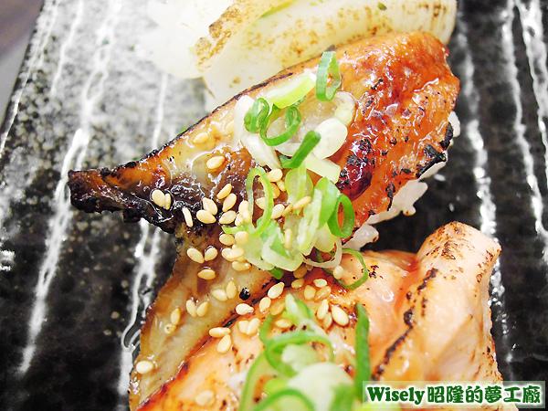 鰻魚炙壽司