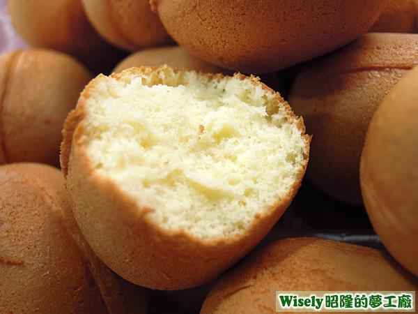 平島長崎貝比蜂蜜蛋糕
