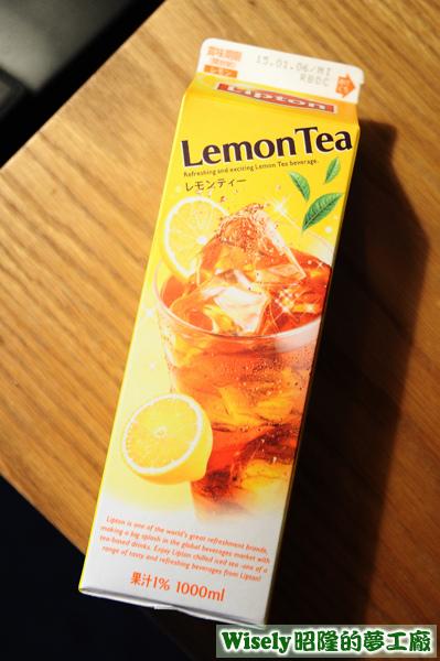 Lipton Lemon Tea
