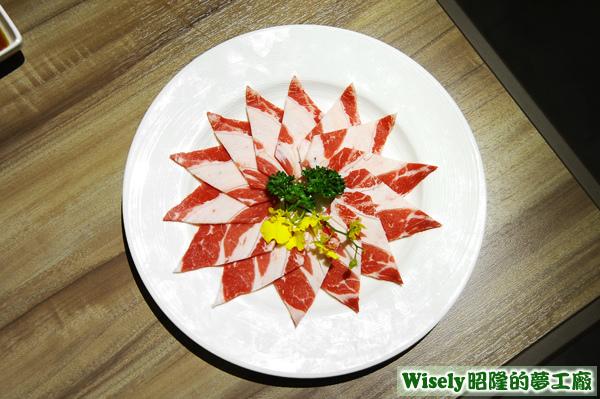 老井精選胸腹肉
