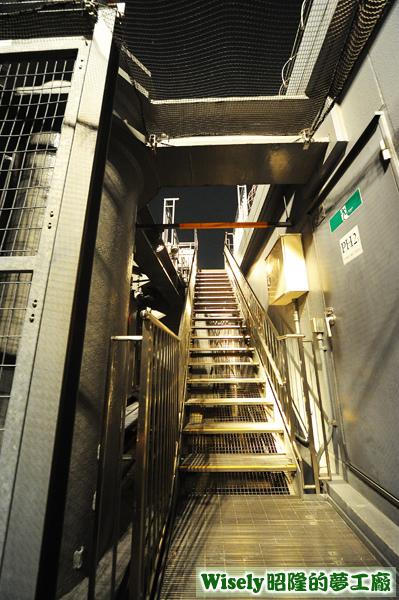 六本木ヒルズ展望台スカイデッキ(Tokyo City View摩天台)通道