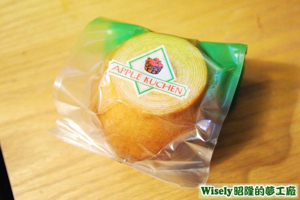 Hello Kitty Japan 蘋果年輪蛋糕(Apple Kuchen)