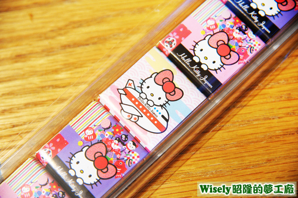 Hello Kitty Japan 紙卷巧克力(チョコ)(小)