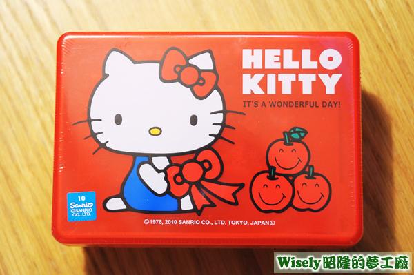 Hello Kitty 蘋果味奶油餅