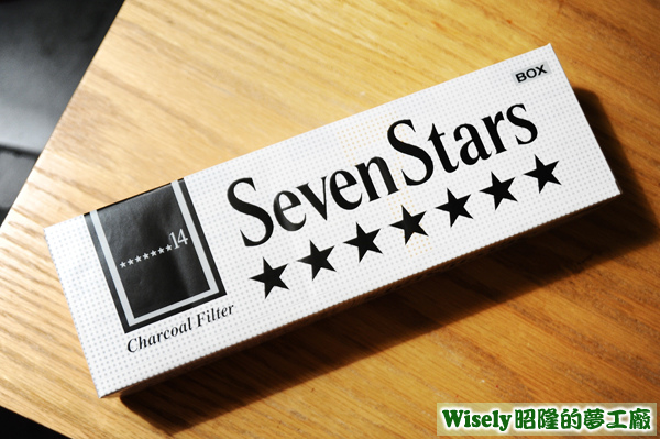 Seven Star Charcoal Filter 14(BOX)