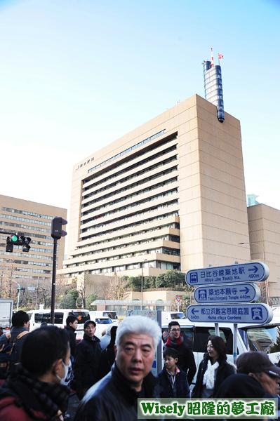朝日新聞大樓