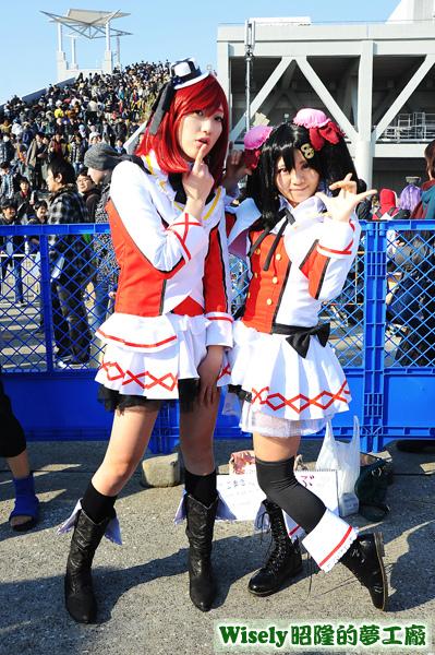 ラブライブ!(LoveLive!):西木野真姬、矢澤妮可