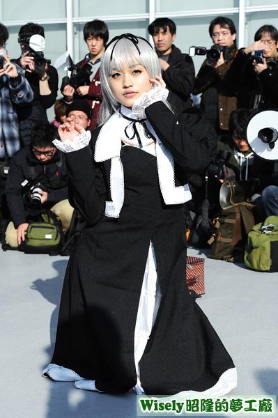 ブラック・ラグーン(BLACK LAGOON):グレーテル(Gretel)