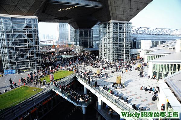 Comic Market 87(C87)會場