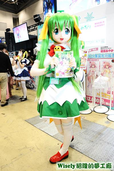Melonbooks的Promotional Girl(PG)