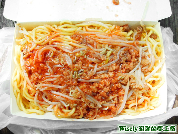 炒麵(小)