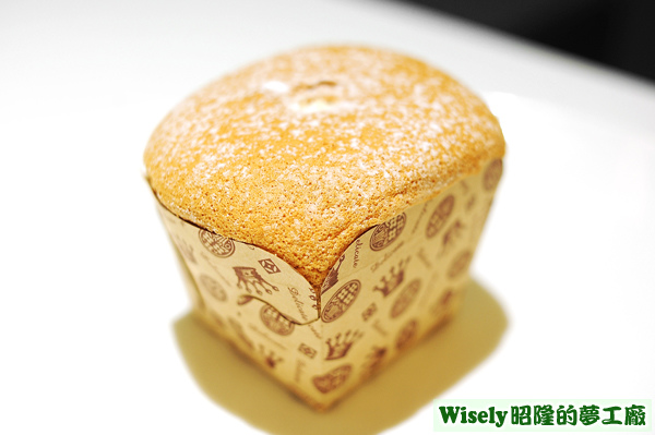 超柔牛奶戚風蛋糕(鮮奶)