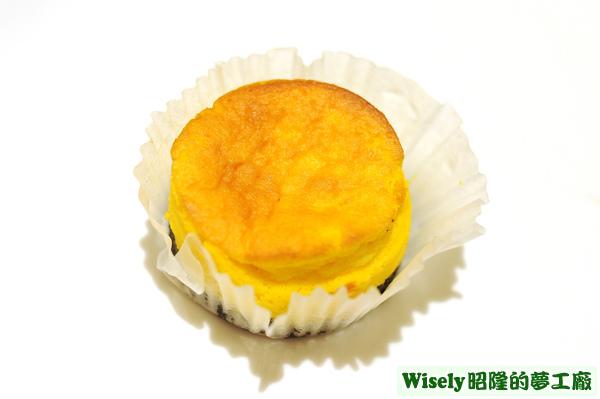朝顏南瓜蛋糕