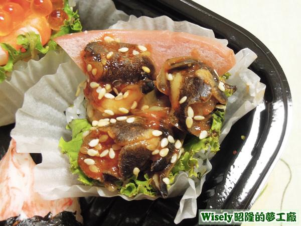 蠑螺塔型壽司