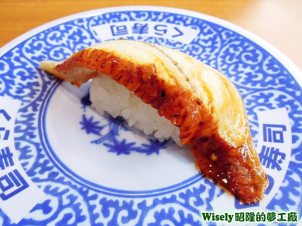 蒲燒鰻魚握壽司