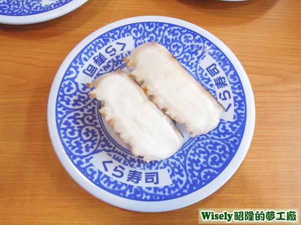 章魚握壽司