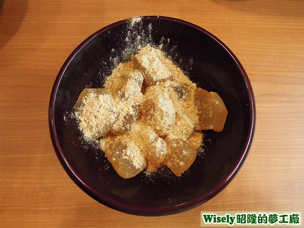京都風蕨餅