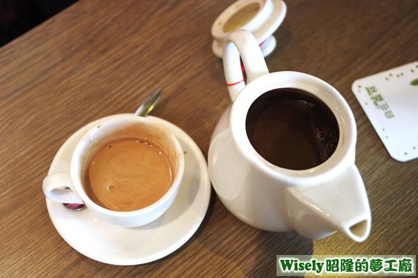 熱巧克力奶茶(壺)