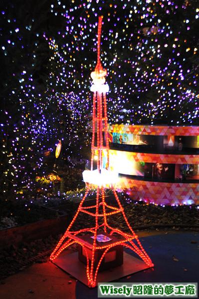 東京鐵塔花燈