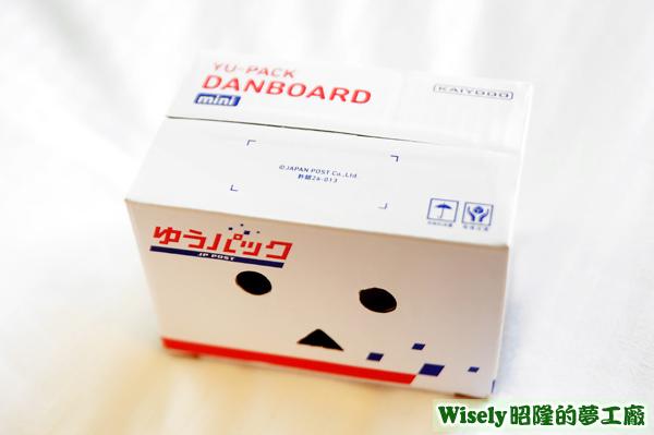 YU-PACK DANBOARD(阿楞)