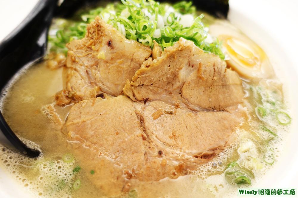 蔥豚骨拉麵