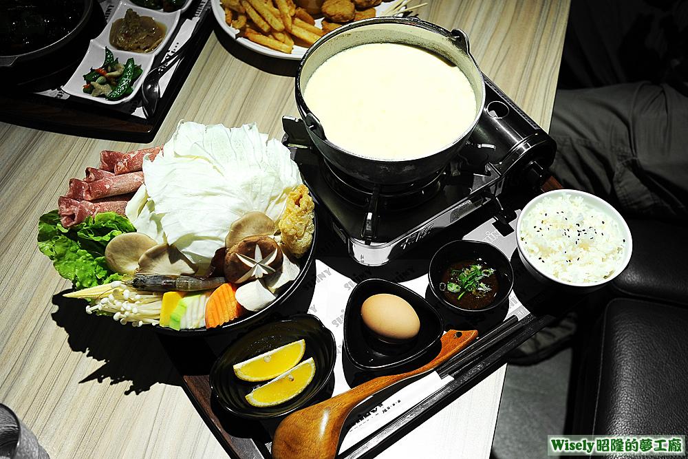 饗覓牛奶鍋(上選牛)