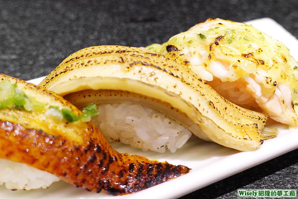 星鰻握壽司