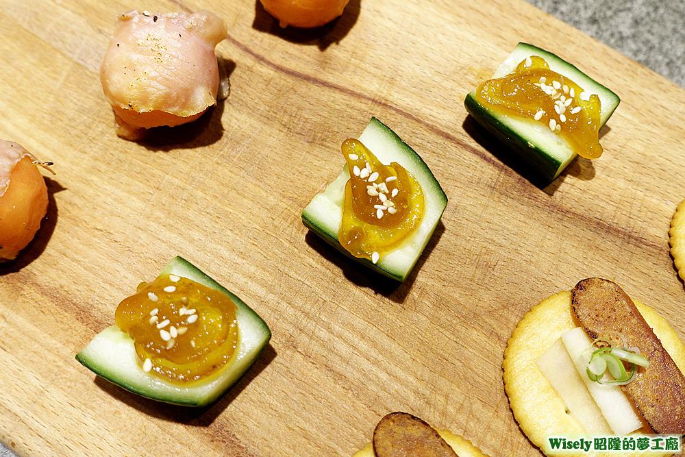 金棗小黃瓜